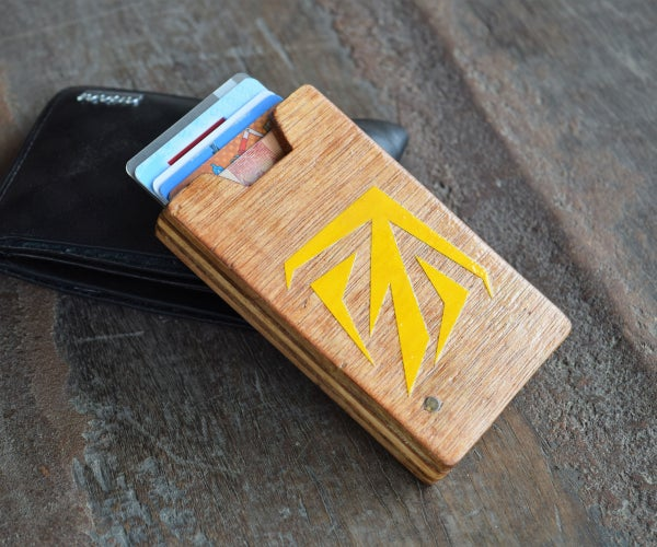 Card Holder With Ejector