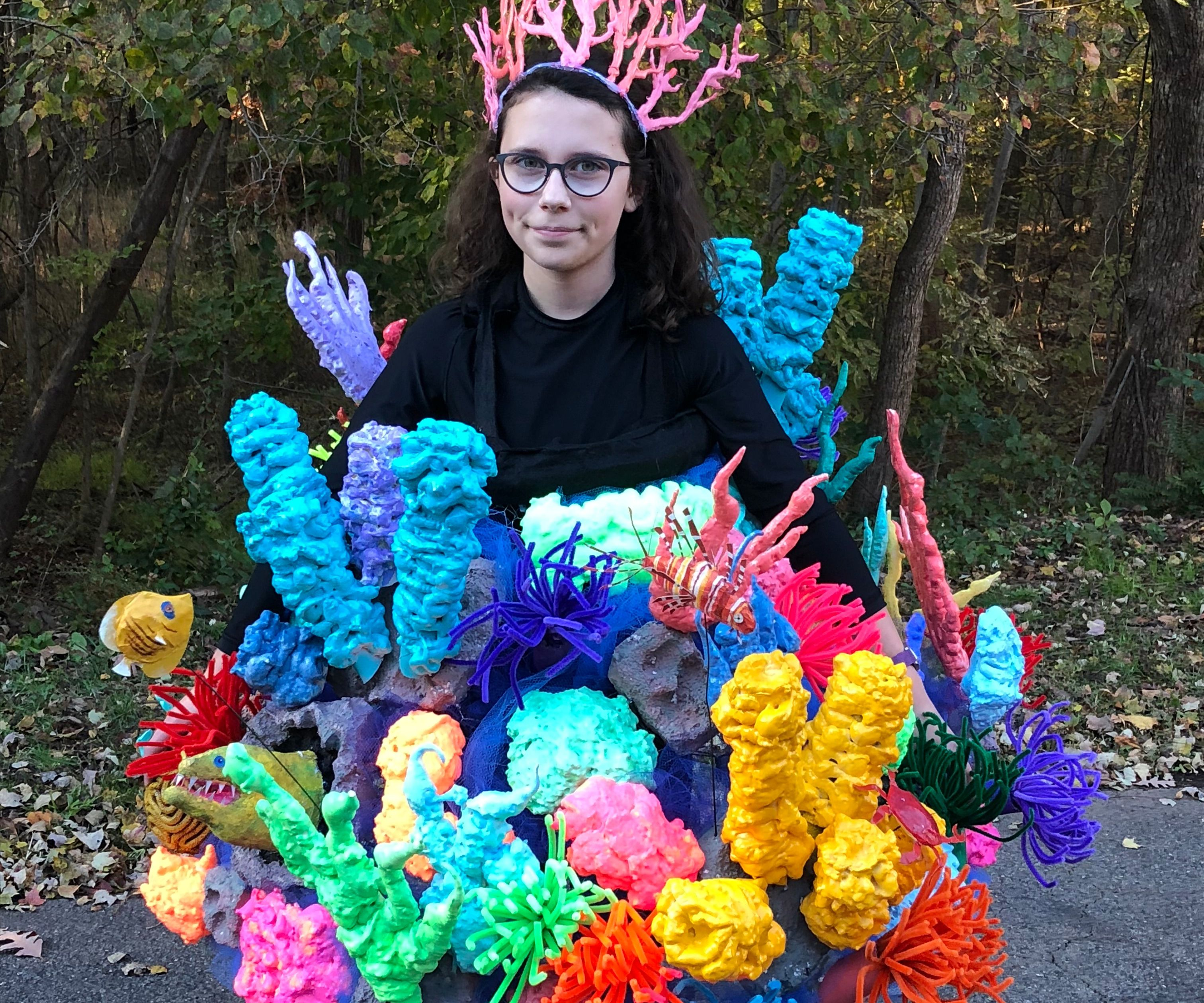 Coral Reef Costume