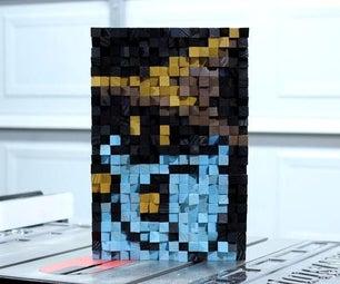 8-Bit Final Fantasy Black Mage