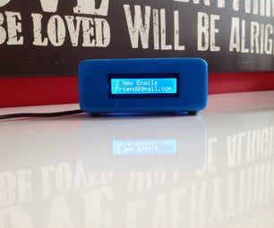 Noteu: USB Real-Time Notification Device