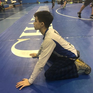 How to Escape From the Bottom Position in Wrestling
