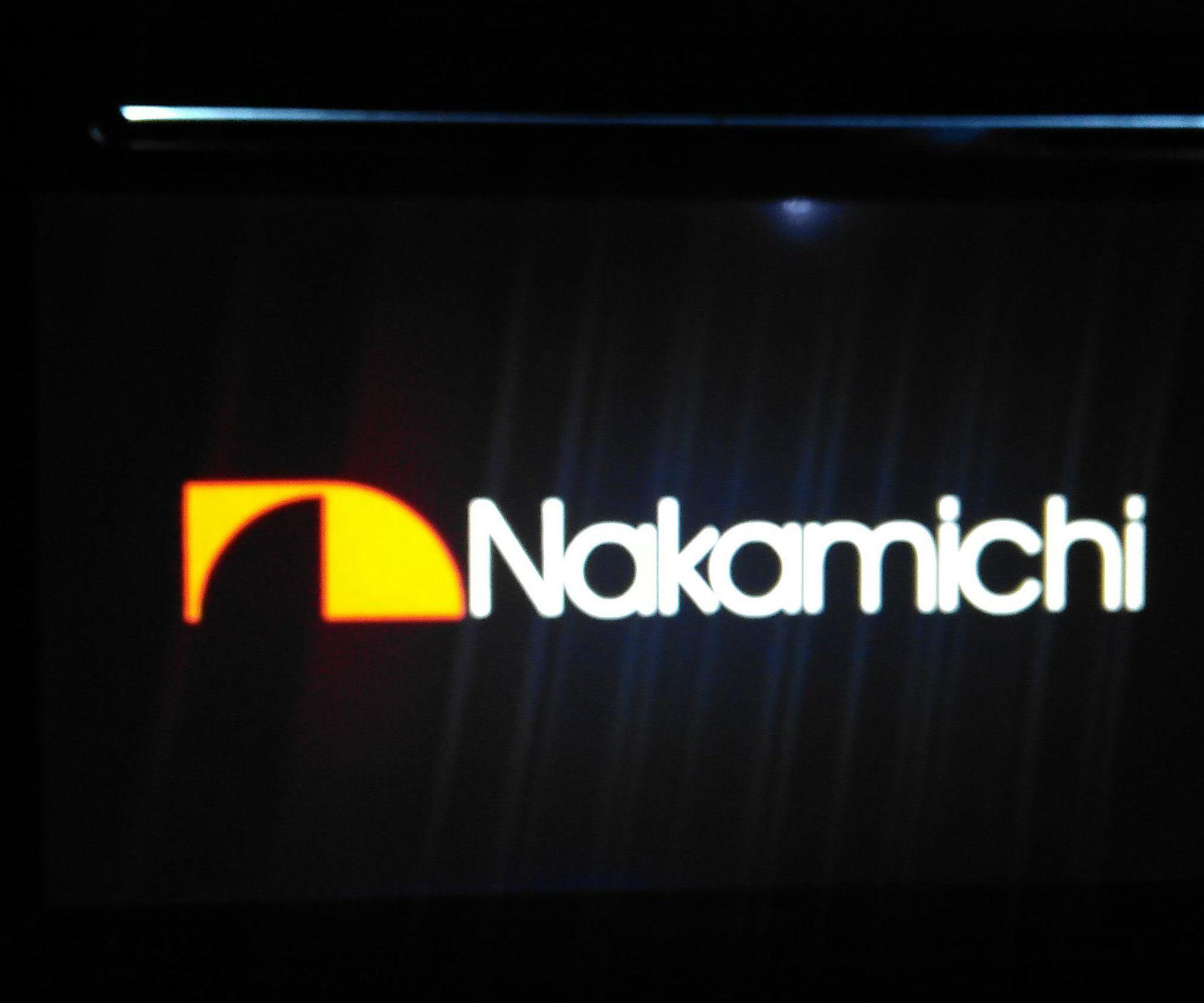 Nakamichi NA-1550 FIrmware Upgrade