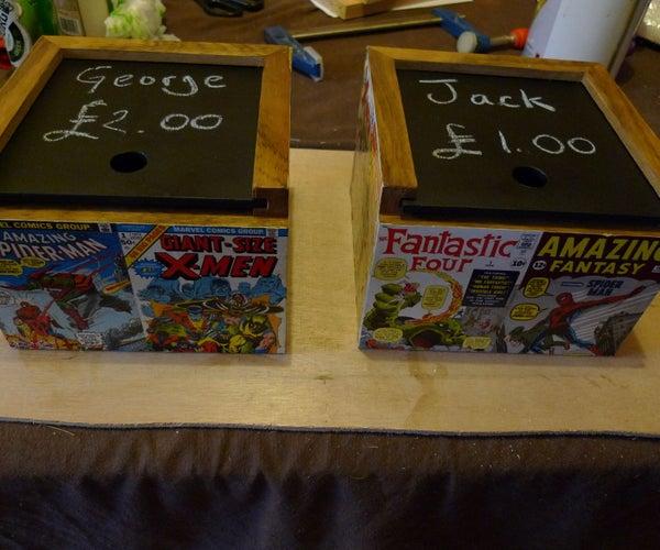 Marvelous Money Boxes