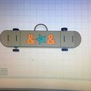 Portable Skateboard