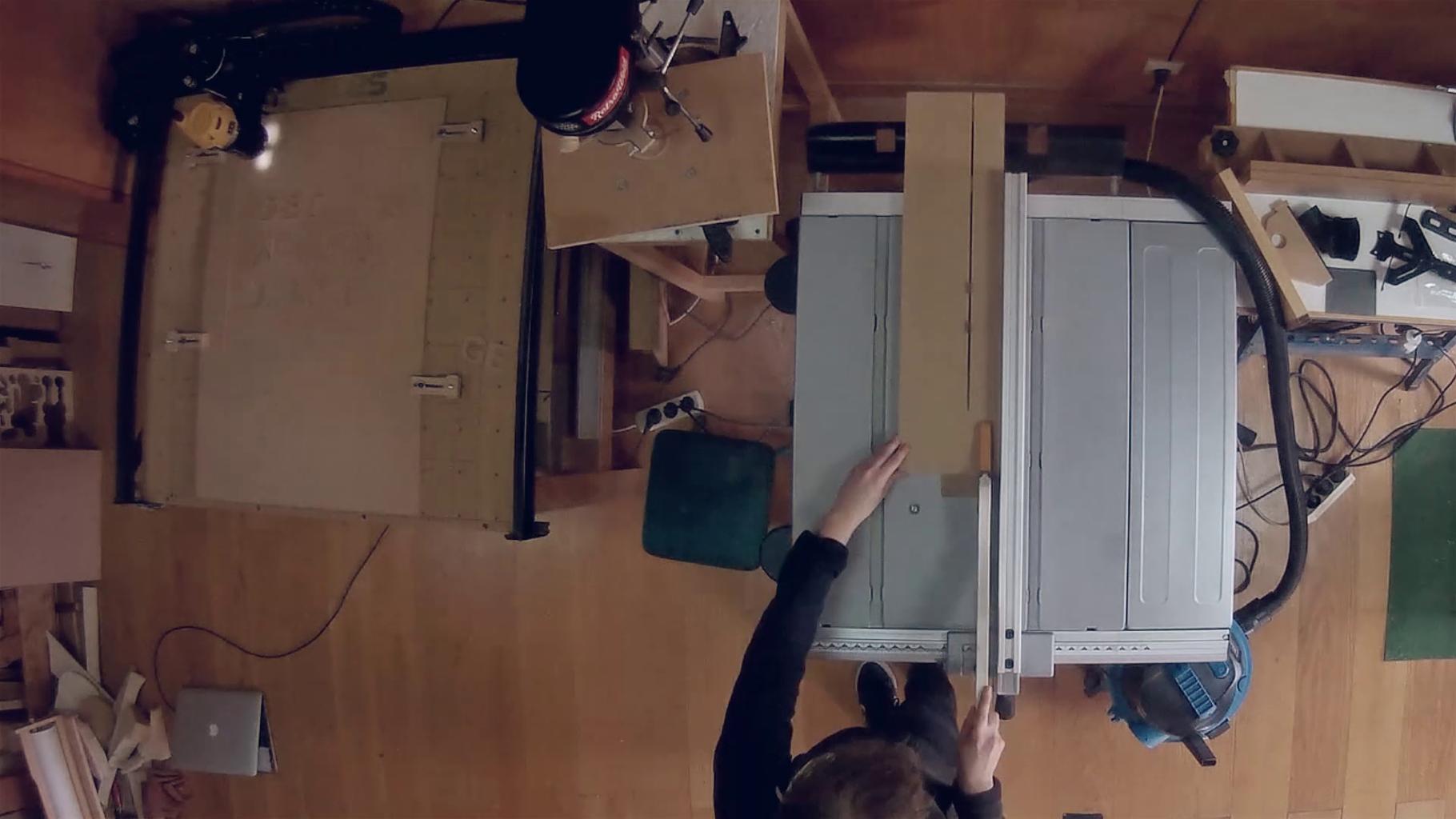 Making the Box Frame