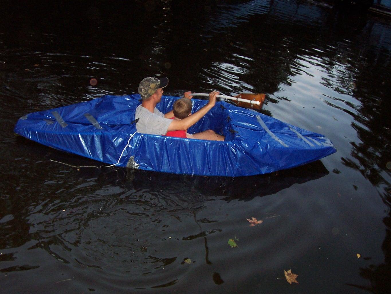 Pvc Kayak