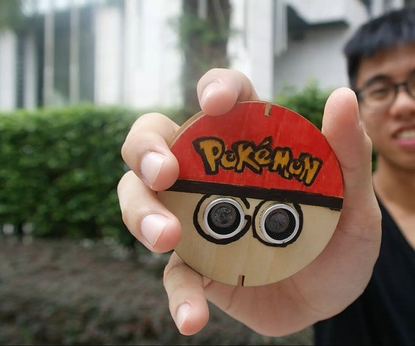 5 Minutes to DIY Your Own Pokemon Go SAFETY BADGE!