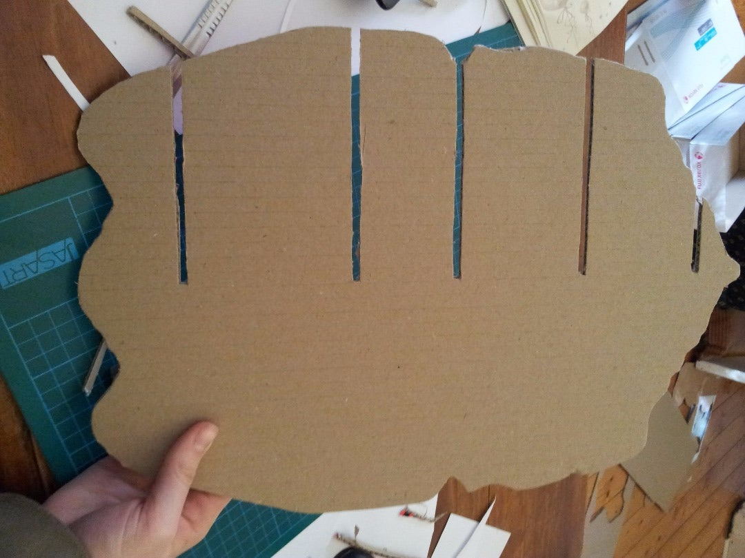 Cut Out Your Cardboard