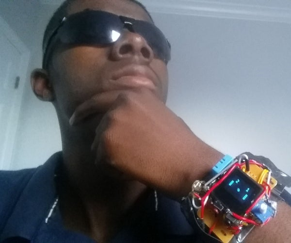 Jack: the Only Arcade That Fits on Your Wrist