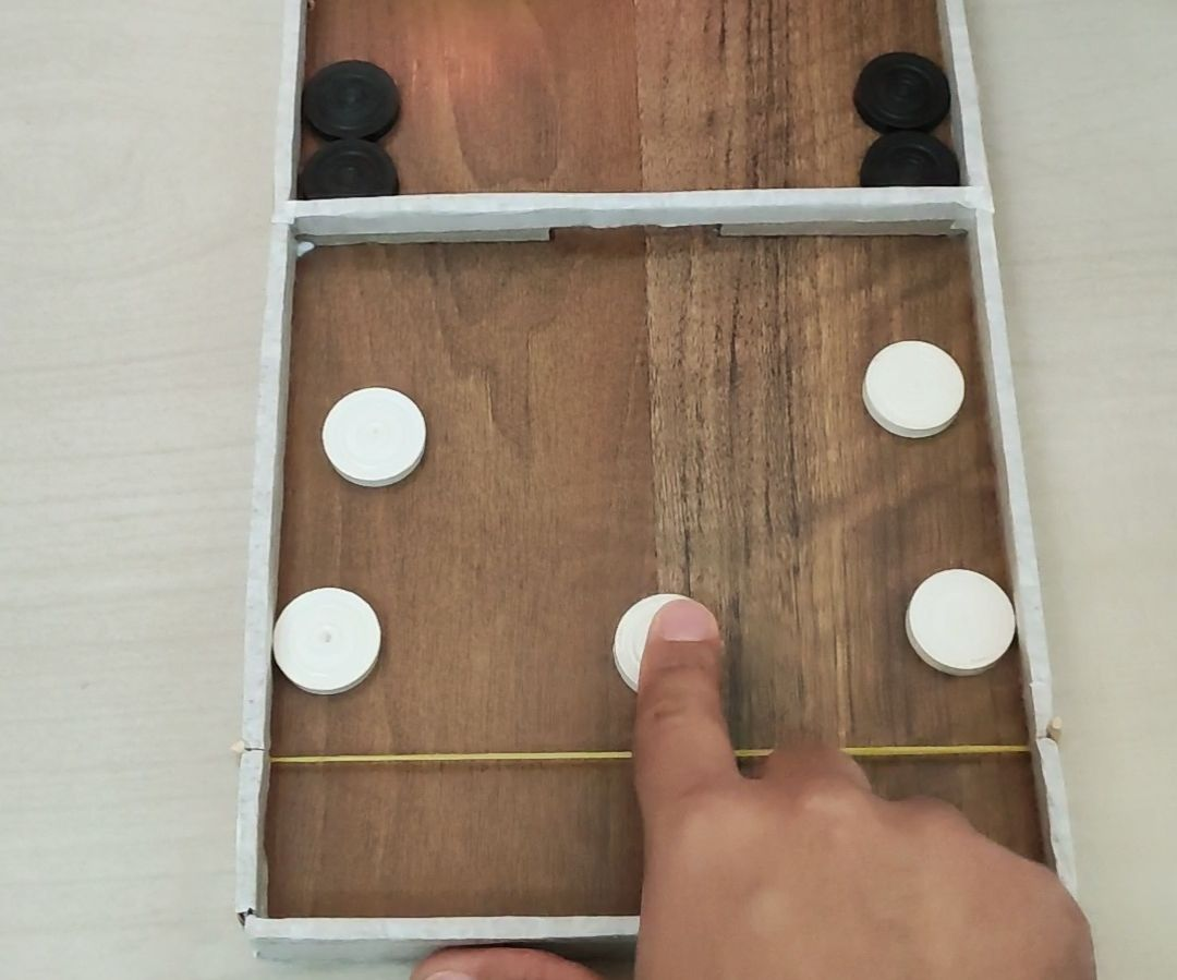 Fast Sling Puck