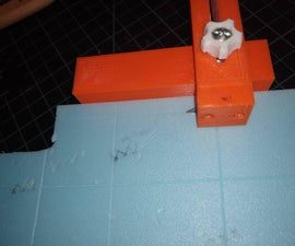 Using Tinkercad to Create a Foam Cutting Tool
