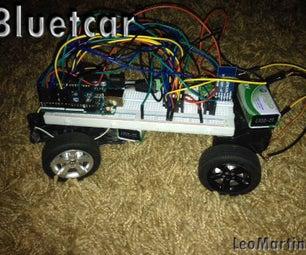 RC Bluetcar