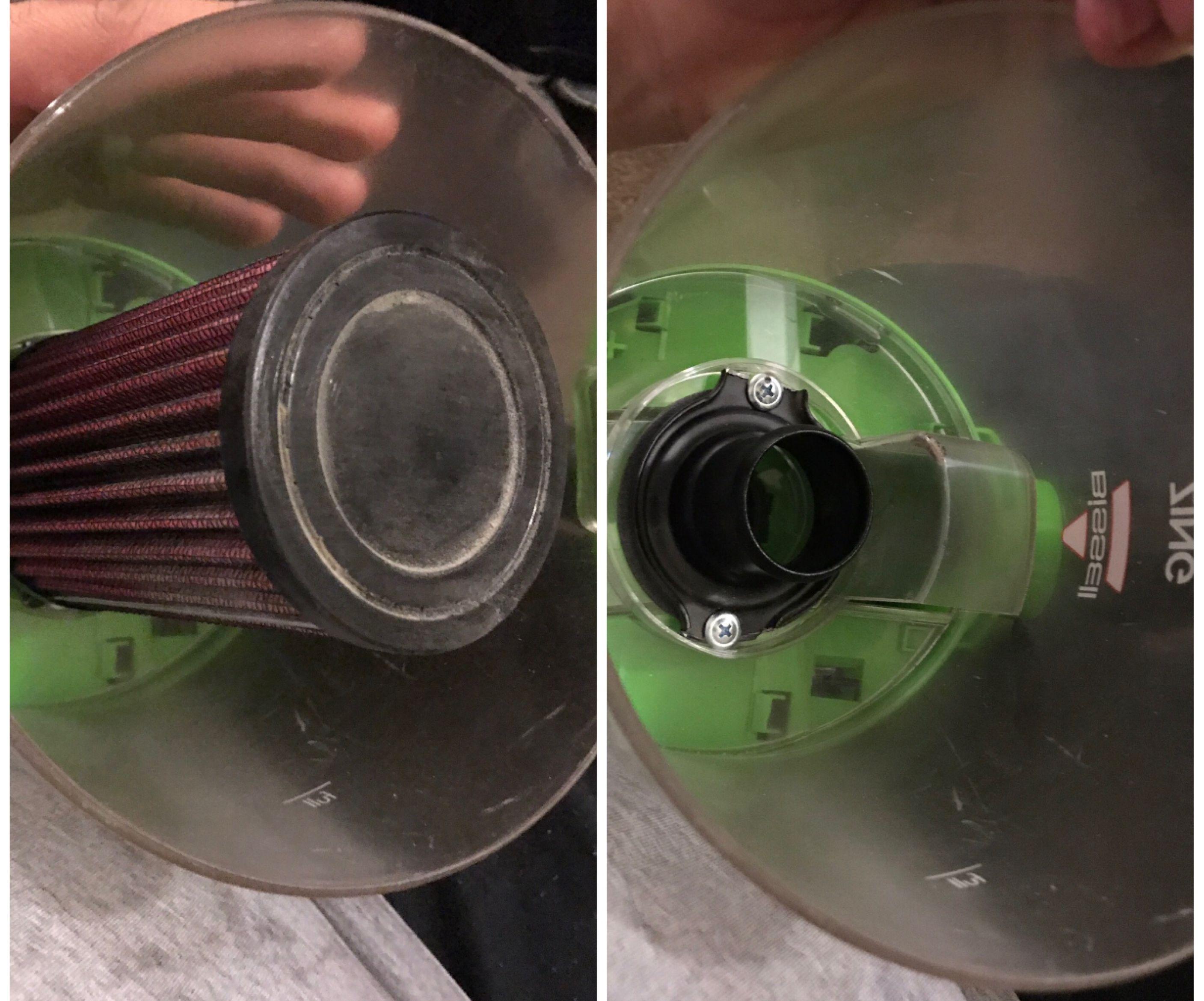 Vacuum Mod