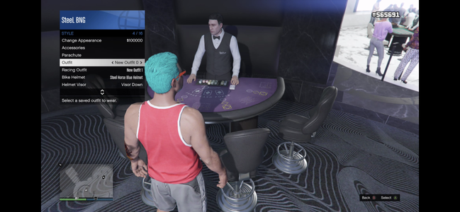 If You Do Not Have a Casino Penthouse