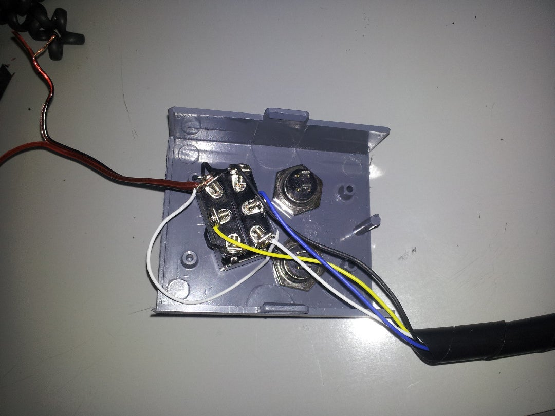 Positive Wirings and DTST Wiring
