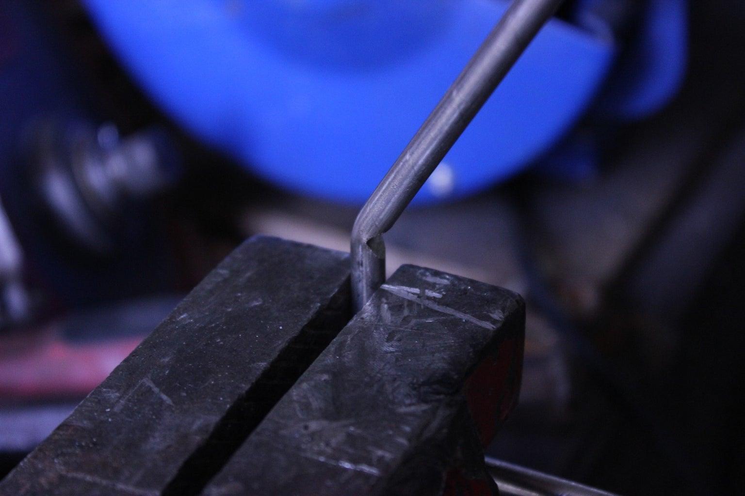 Bending the Rod