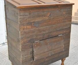 Eco-friendly Compost Bin