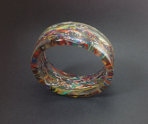 How to Make a Phone Wire Bracelet