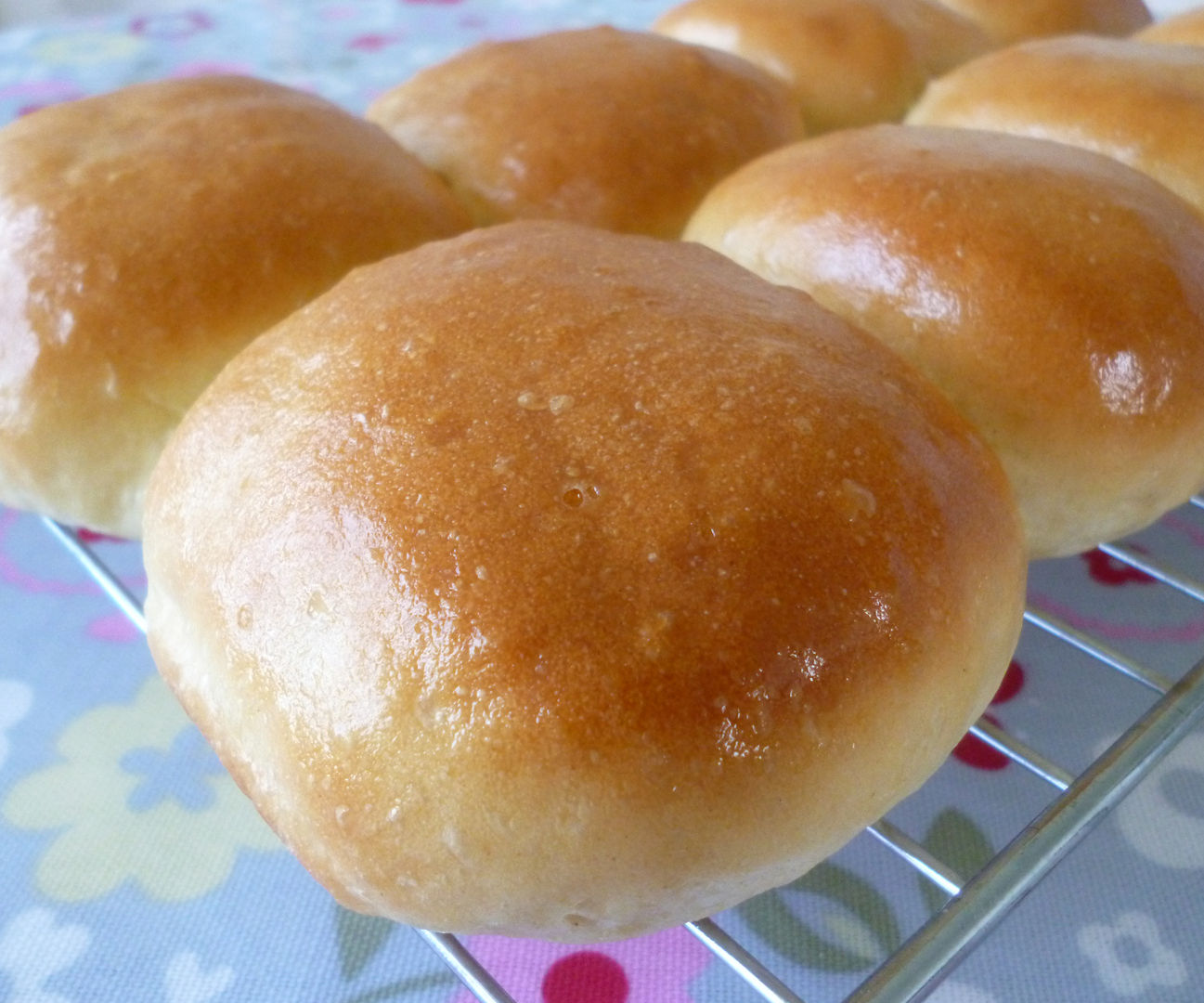 No-Fail Bread Rolls for Beginners