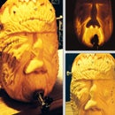 Make A Frankencooler Pumpkin
