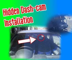 Adding a Hidden Dash Cam