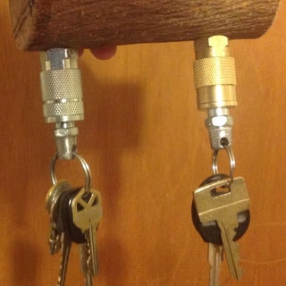 The Key Keeper