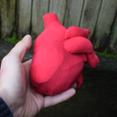 Animatronic Plush Heart With 3D Printing