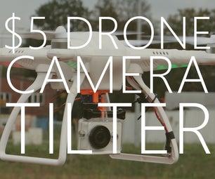 $5 Drone Camera Tilter