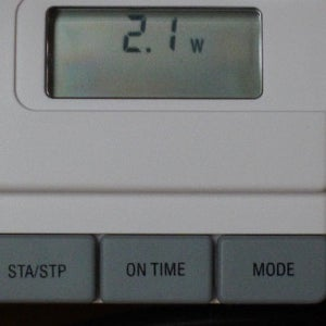 Measuring the Power Consumption of a Kill-switch