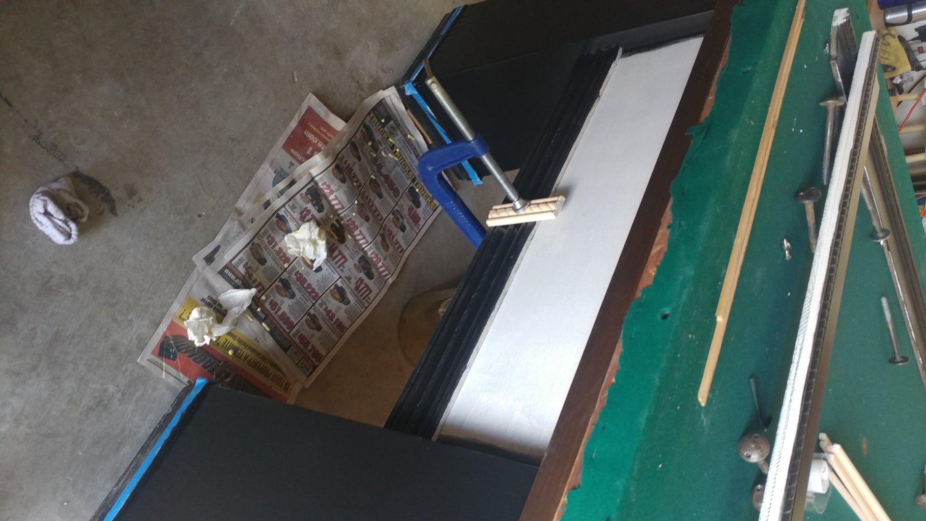 Step 5: Paint