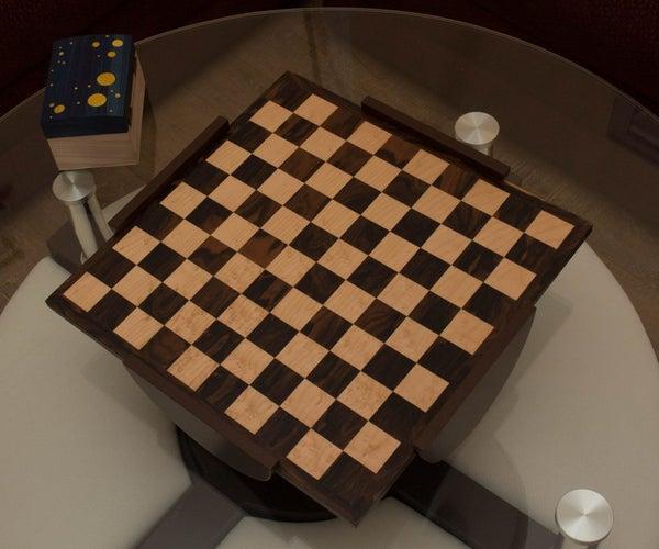 Checkers / Chess Board