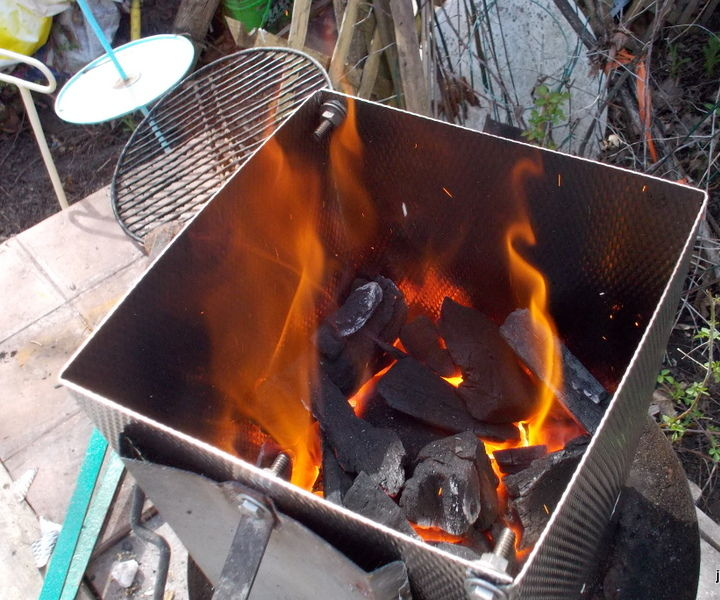 BBQ Charcoal Starter