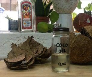 Make Coconut Oil at Home