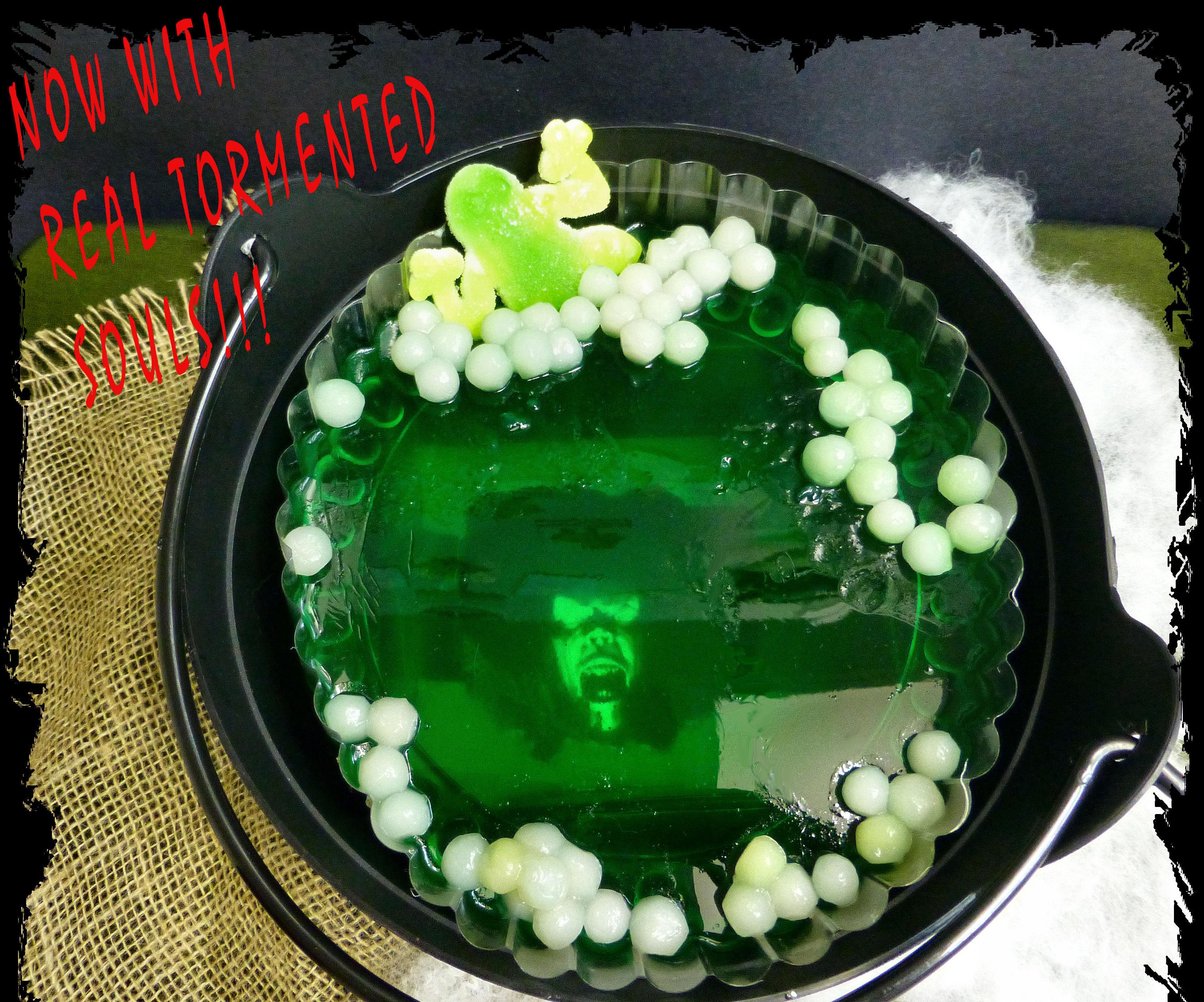 Witches' Brew Jello