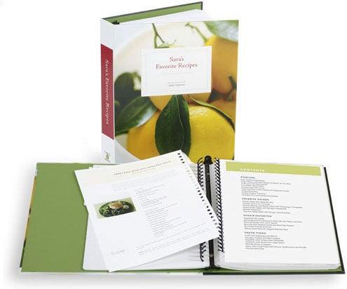 How to Make a Custom Cookbook on TasteBook.com