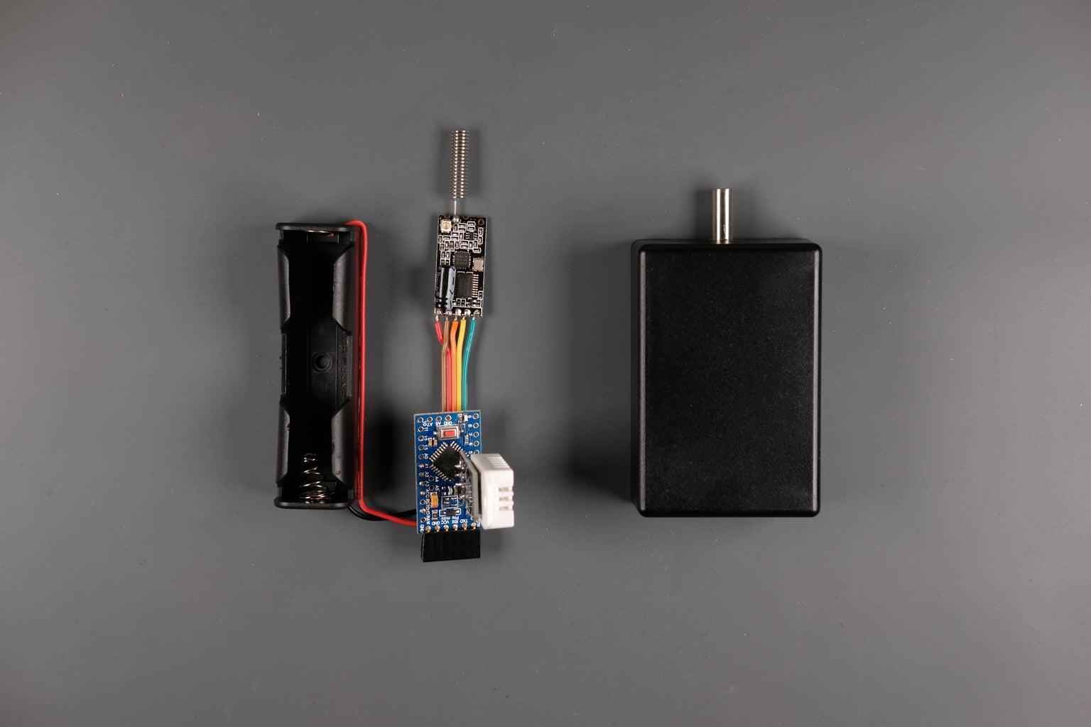 Tutorial 3 - Ultra Low Power Temperature Sensor Nodes