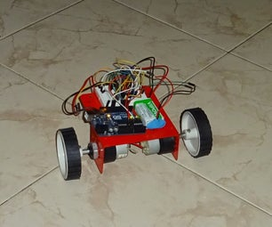 How to Make a Voice Control, Direction Control, Remote Control, Android and Arduino Robot, (3 in One)