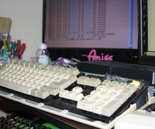 Amiga External Floppy Drive Case (3d Printed)