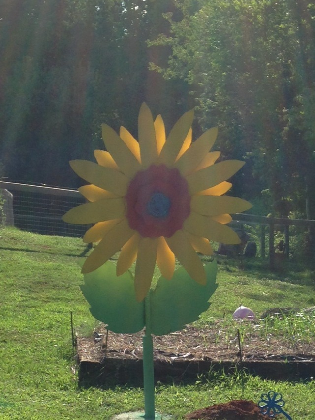 Metal Yard Flower(YART!)