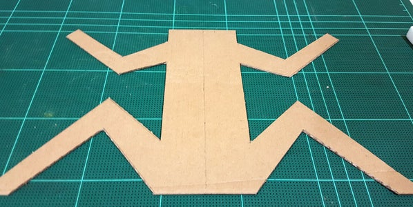 Draw and Cut the Cardboard
