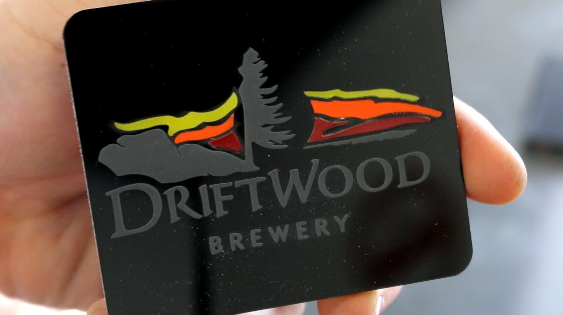 Coaster 4: Driftwood Brewery