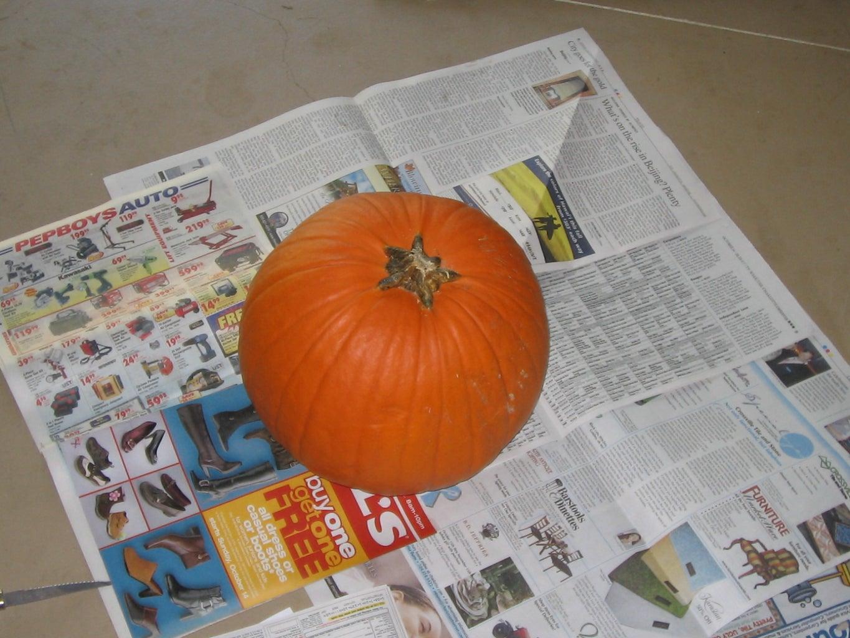 Carve Your Pumpkin!