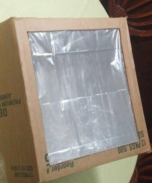 Solar Cooker (cardboard Box)