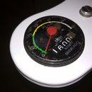 Repair Old Speedometer Broken Cover
