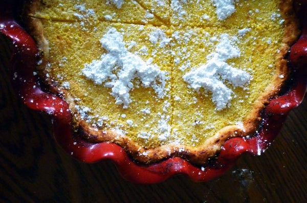 Limoncello Pie: Sweet and Tangy