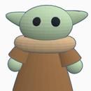How to Make a Baby Yoda With a False Bottom