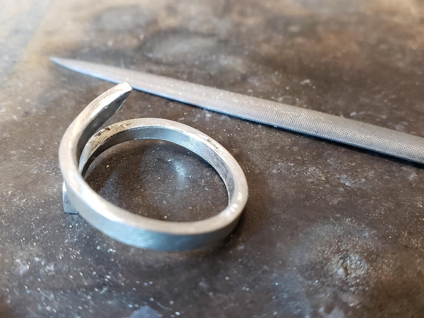 Shaping the Ring