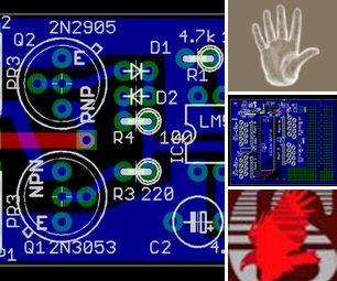 Schematic PCB Design Tools