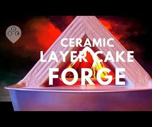 Build a Forge: the Ceramic Tile Layer Cake