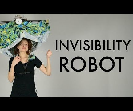 Robotic Cloaking Device